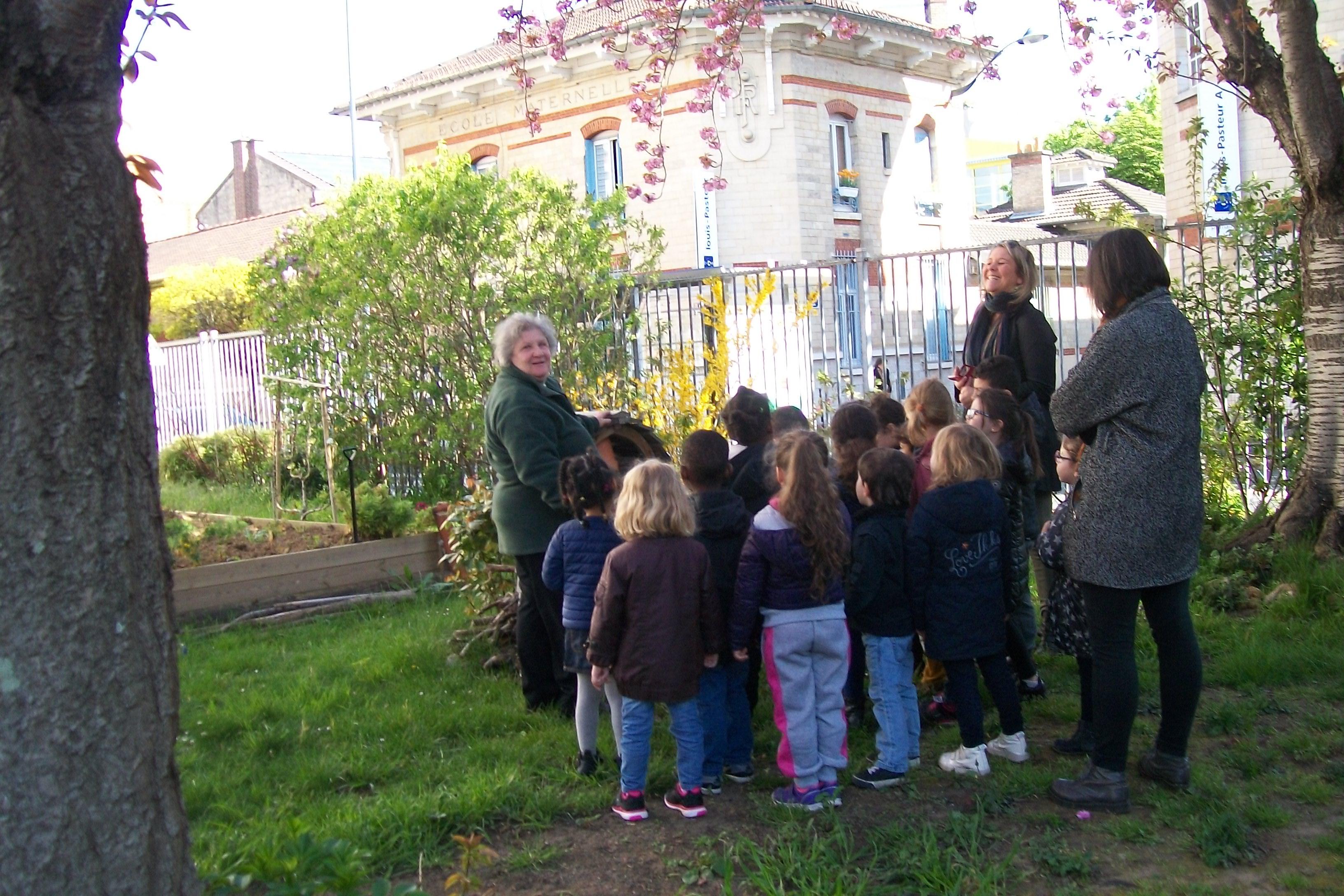 Les Brigades Vertes de Clichy la Garenne Clichy