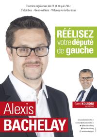 Affiche Alexis Bachelay